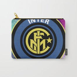 Inter Milan FC Galaxy Carry-All Pouch