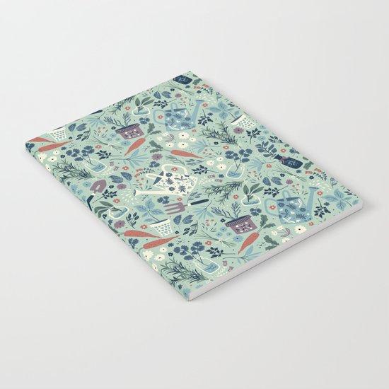 Herb Garden Notebook