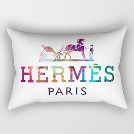 paris Logo galaxy Rectangular Pillow