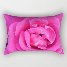 Raindrops on Roses Rectangular Pillow