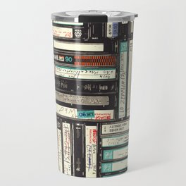 Cassettes Travel Mug