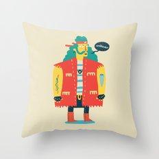 Wätever Throw Pillow