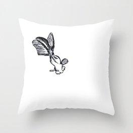 Blackmoor Throw Pillow