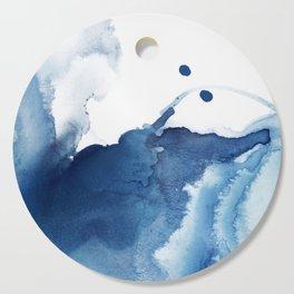 Deep Blue Sea Cutting Board
