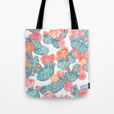 PRICKLY PURPLE, pattern by Frank-Joseph Tote Bag