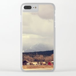 Flagstaff Clear iPhone Case