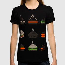 Hamburger2 T-shirt