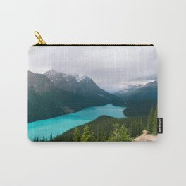 Peyto Lake Banff National Park Carry-All Pouch