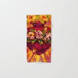 Sacred love II Hand & Bath Towel