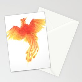 Rising from the Ashes Stationery Cards