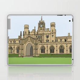 Cambridge struggles: St Johns Laptop & iPad Skin