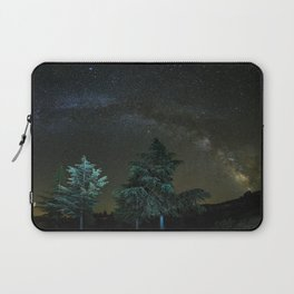 Milkyway at the mountains II Laptop Sleeve