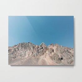 Glorious Mountains Metal Print