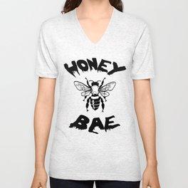 Honey Bae Unisex V-Neck
