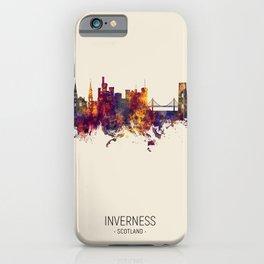 Inverness Scotland Skyline iPhone Case