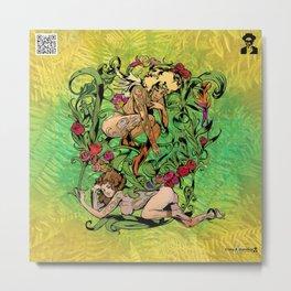 Bloom: An Awakening - Summer Abound Metal Print