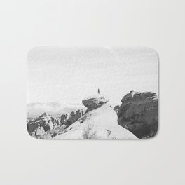 ARCHES NATIONAL PARK III / Utah Bath Mat