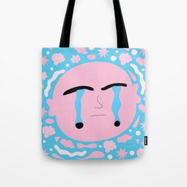 Cry Ur Eyes Out Tote Bag