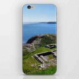 Strong Foundations iPhone Skin