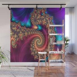 The Infinite Rainbow Wall Mural