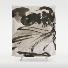 Ming's Dragon Shower Curtain