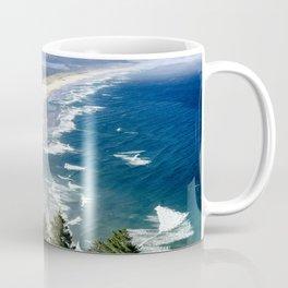 Coastline - Oregon Coast Coffee Mug