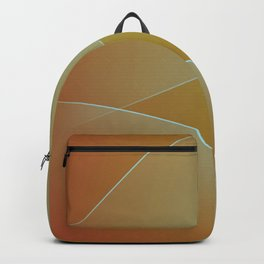Luxor Gold, Cape Palliser and Paarl Colors Backpack