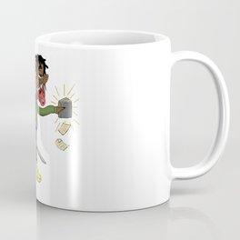 Beware the Book of Eli - Ski Mask Coffee Mug