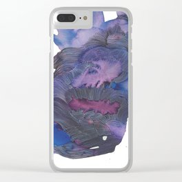 Time Totem Clear iPhone Case