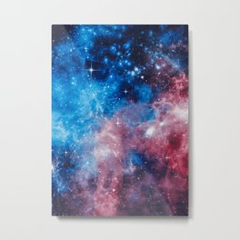 All The Space I Need Metal Print
