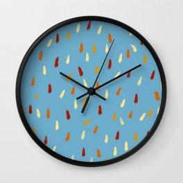 Impundulu Wall Clock
