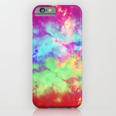 Painted Clouds Vapors II Slim Case iPhone 6s