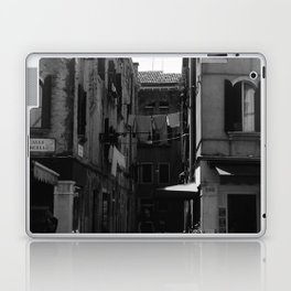 Calle Marcello b&w Laptop & iPad Skin