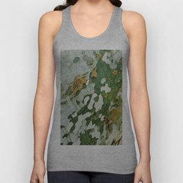 Green Bark Unisex Tank Top