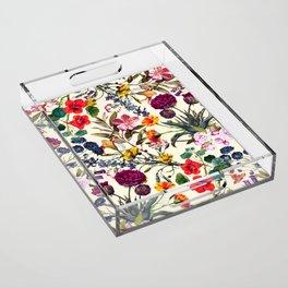 Magical Garden V Acrylic Tray