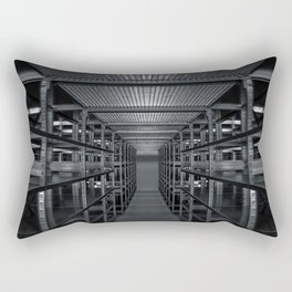 Industrial View Rectangular Pillow
