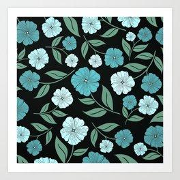 Wildflower Dreams Art Print