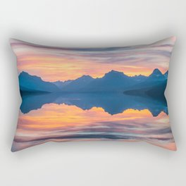 Until Daybreak Comes Rectangular Pillow