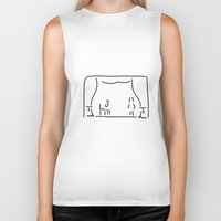 actor Biker Tanks featuring actor theatre stage by Lineamentum