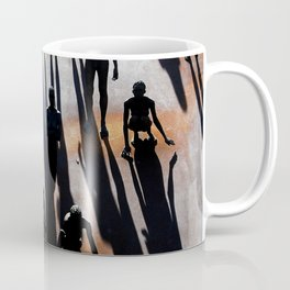 Steep descent Coffee Mug