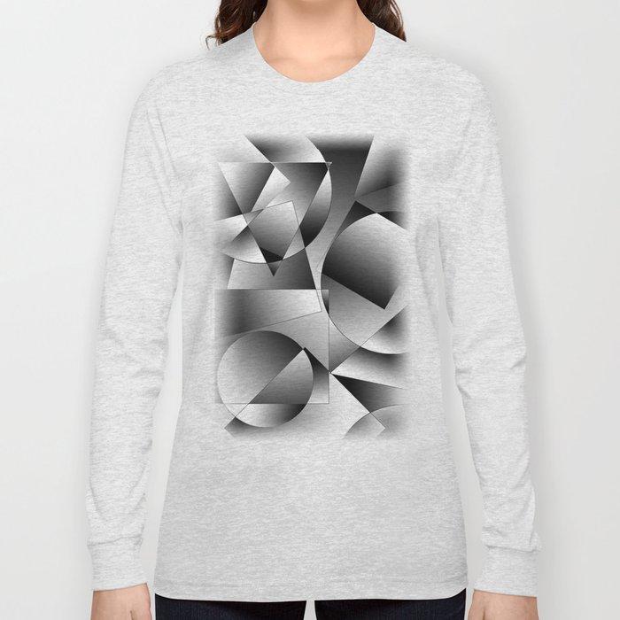 shapes Long Sleeve T-shirt