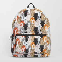 Friendly Foxes Backpack