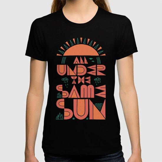 All Under the Same Sun by rickcrane