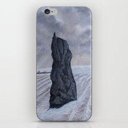 Frozen Field Megalith iPhone Skin