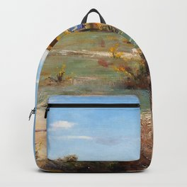 Early Summer, Gorse In Bloom - Digital Remastered Edition Backpack