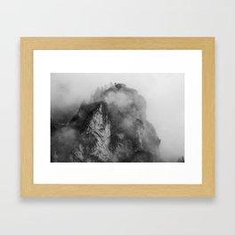 Dolomites Framed Art Print
