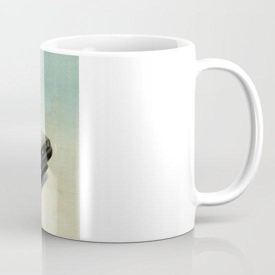 Number 3 - DeLorean Mug