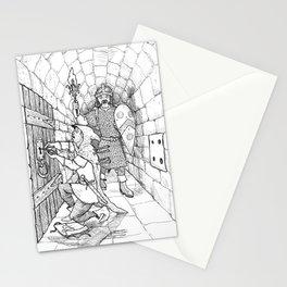 Arrow Trap Stationery Cards