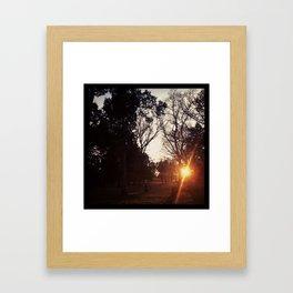 george washington birthplace Framed Art Print
