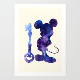 The Key Art Print